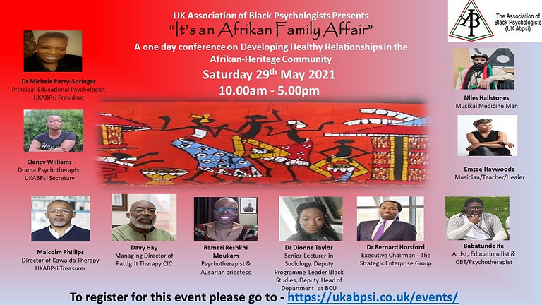Association of Black Psychologists Annual Conference