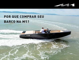 Por que comprar seu barco na M1