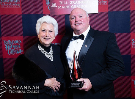 Foram Group Chairman & Founder Leads Fundraising for 16th Annual Savannah Technical College Gala