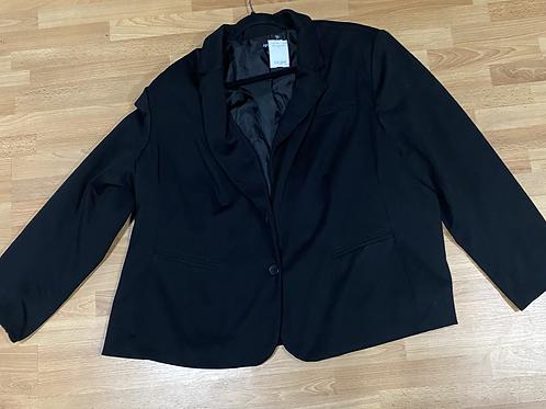 Apt 9 3x black blazer