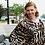 Thumbnail: Symphony Animal Print Dress sz L