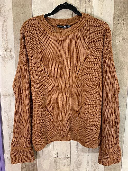 Cable Knit Sweater size 18
