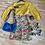 Thumbnail: Talbots floral skirt size 16