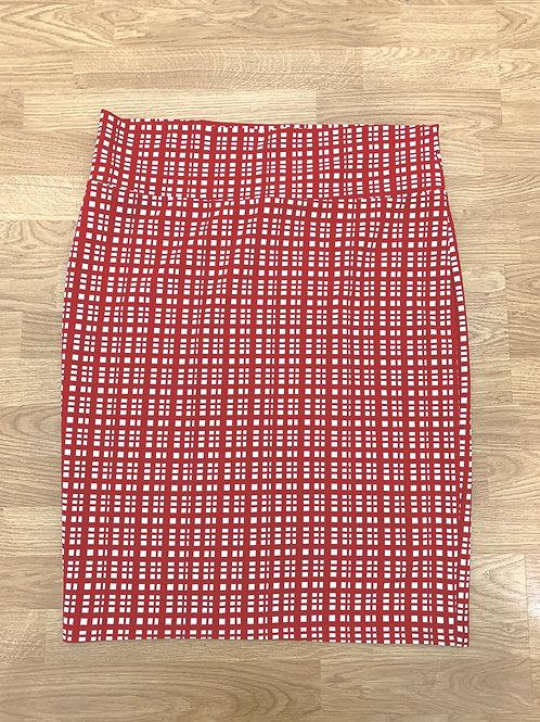 LuLaRoe Cassie Skirt Sz 3x