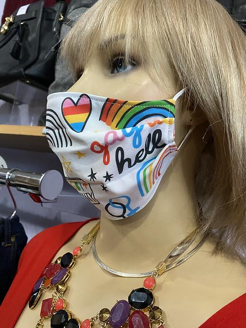 Pride / equality mask