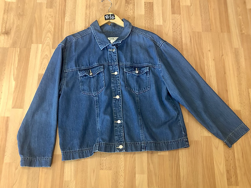 Coldwater Creek Denim Jacket - sz XL