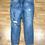 Thumbnail: Torrid bombshell skinny distressed jeans