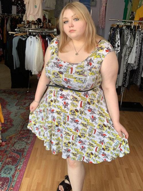Disney Toy Story Knit Dress sz3x