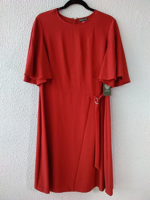 Vince Camuto Kimono Sleeve Dress 14W