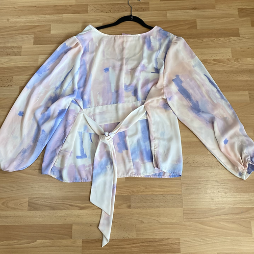Pastel Watercolor top 1x from Evri