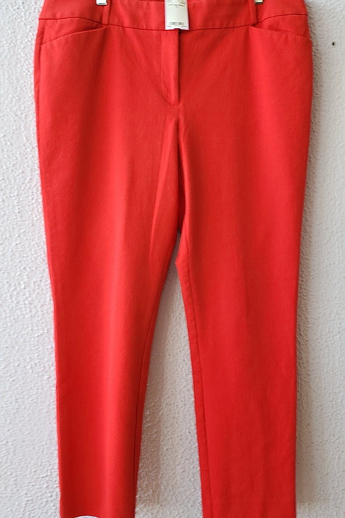 Loft Julie Skinny Pants Size 14