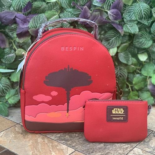 Star Wars Bespin Backpack & Matching Wallet
