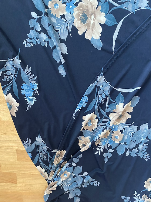 Meri Skye faux wrap skirt 28/30