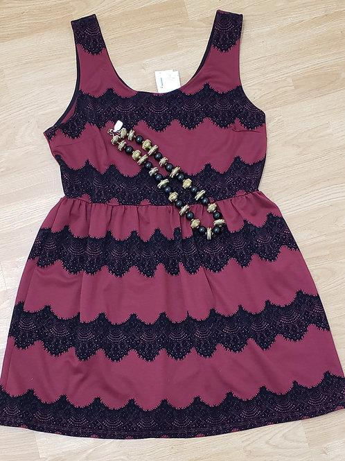 Soprano Dress  Size 3X  NWT