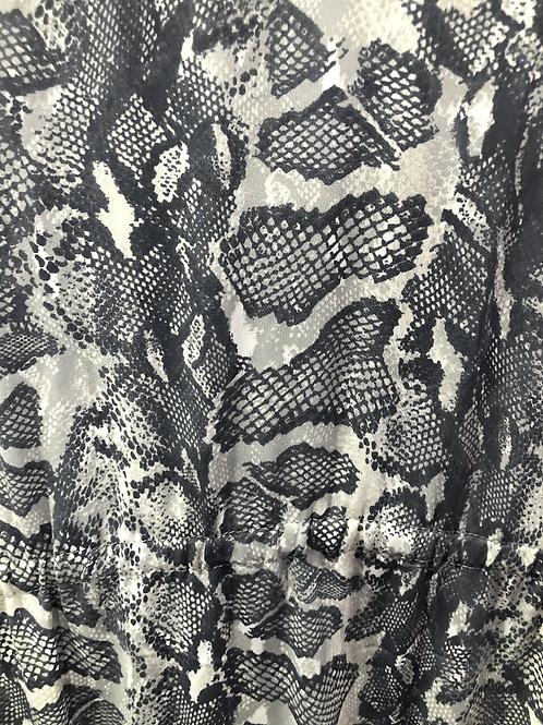 Ulla Popken Snakeskin Dress 20/22