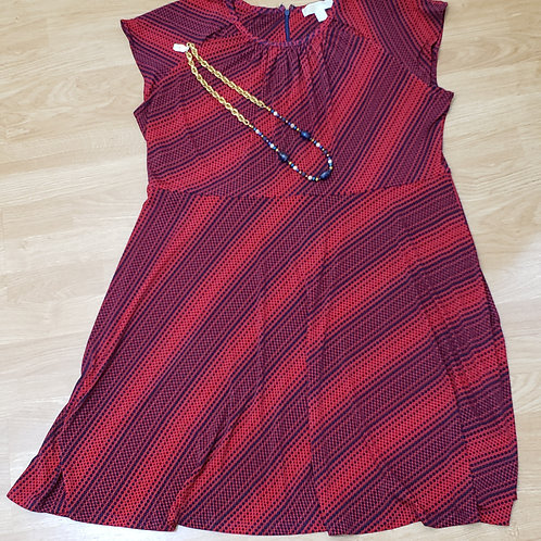 Michael Kors Dot Dress Size 2X