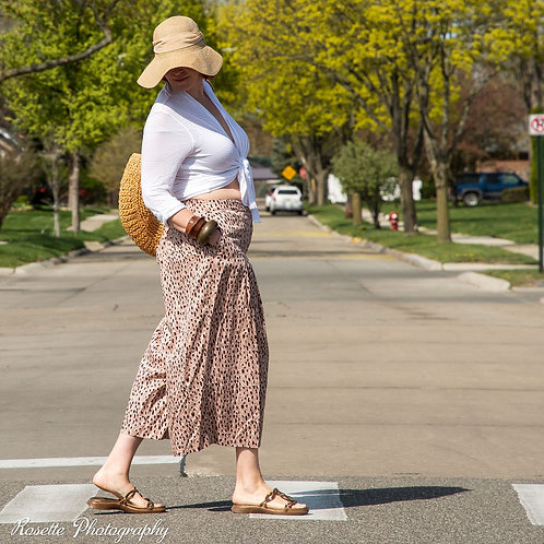 A+ Anthropologie Gaucho Pants Size 1X