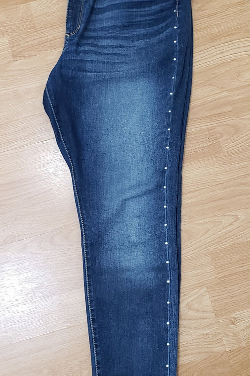 a.n.a. Studded Jeggings Size 16