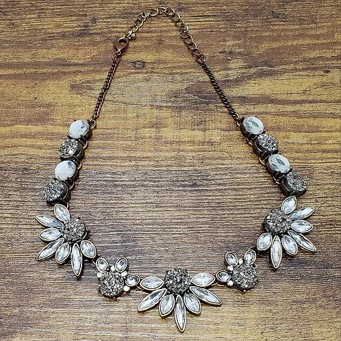 Floral Burst Necklace