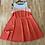 Thumbnail: Dress barn colorblock dress size 24