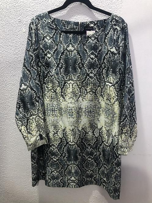 The Limited Snakeskin Dress XXL