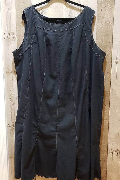 Maggie Barnes Denim Dress Size 24W