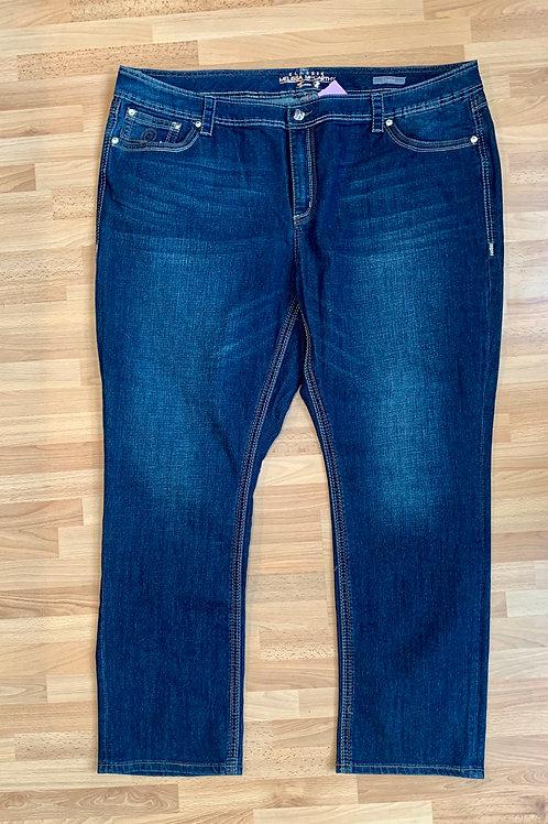 Seven 7 Straight Leg Jeans Size 28