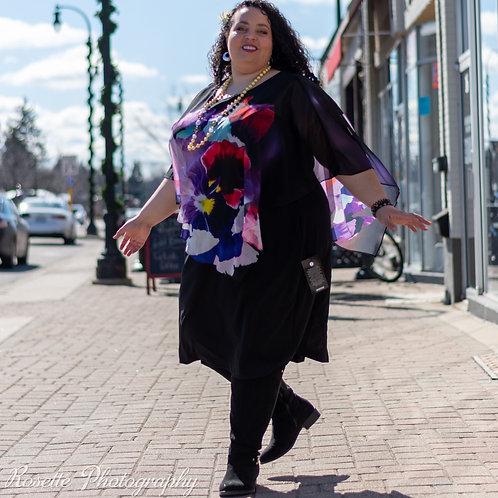 NWT Avenue Bloom Dress Size 30/32