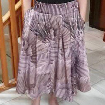 Melissa McCarthy Seven7 Circle Skirt - 3X