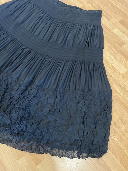 ColdWater Creek broomstick skirt 2x