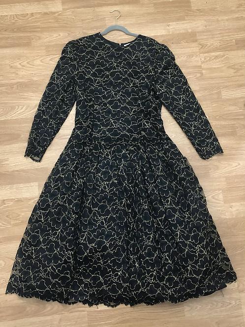 Talbots Gown - sz 18