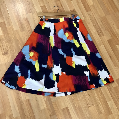 Ava + Viv Multicolor Skirt - Sz 26