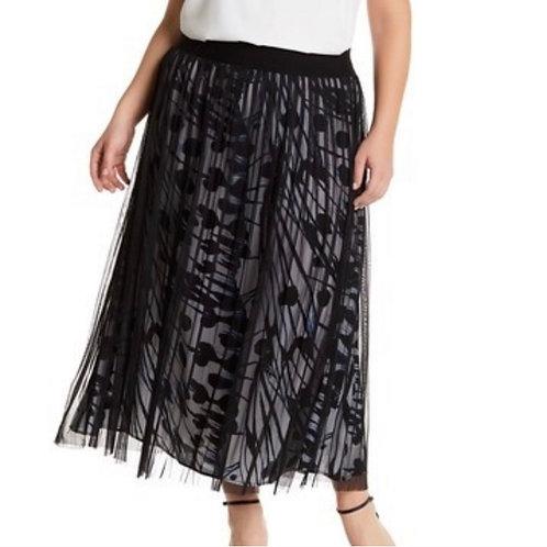 Melissa McCarthy Maxi Skirt Sz 3x
