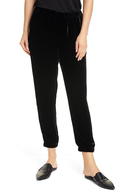 Eileen Fisher Velvet Ankle Pants 2x