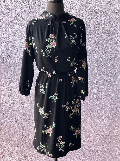 H & M Keyhole Dress Large