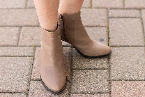 BP Brown Leather Booties sz 11m