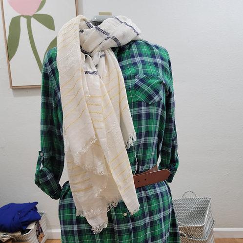 C & I lightweight scarf shawl