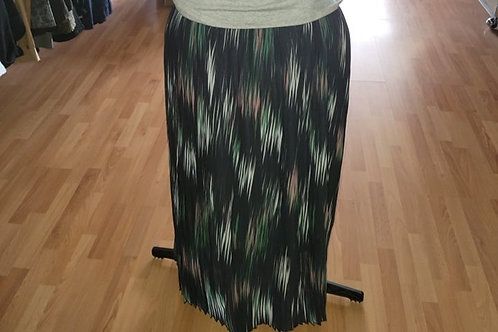 Ulla Popken Pleated Skirt sz 12-14
