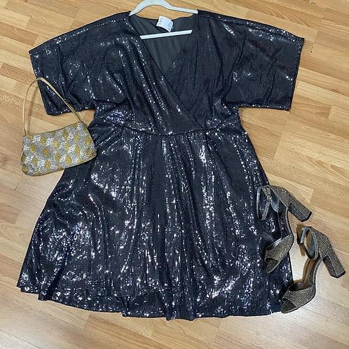 Torrid size 3 sequin dress