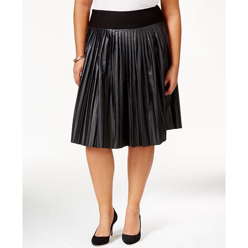 Melissa McCarthy Pleated Skirt- 3x