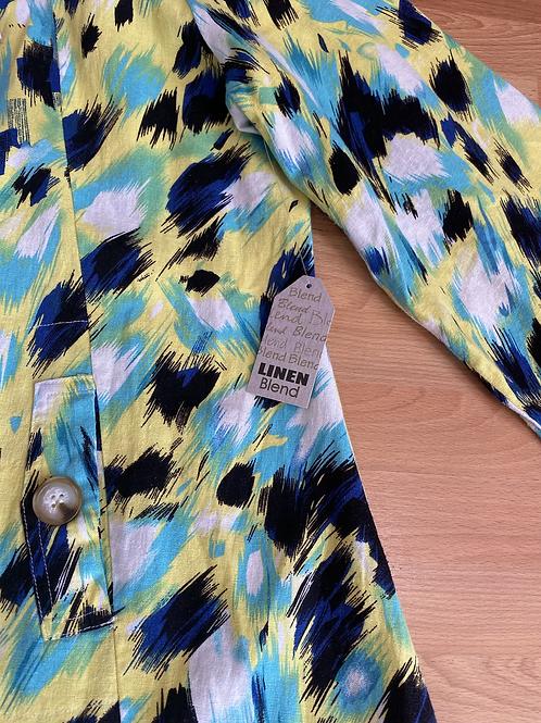 For Cynthia linen blend jacket nwt XL