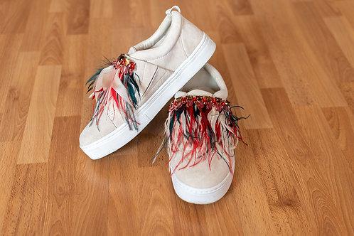 Sam Edelman Lelani Sneakers Size 8