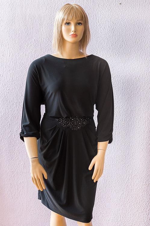 NWT Alex Evenings black dress size 20w