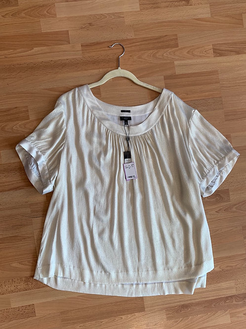 NWT Talbots Gold Top Size 3x