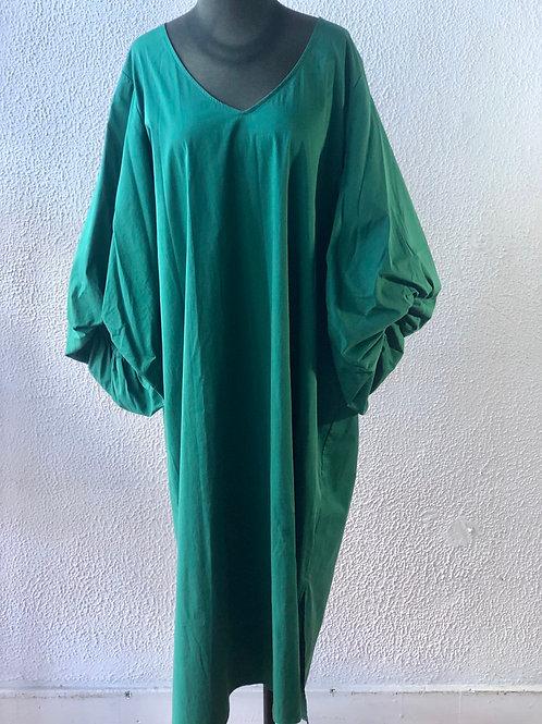 Eloquii Pouf Sleeve Dress 20