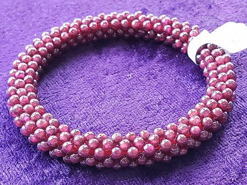 Vintage Bead Bangle