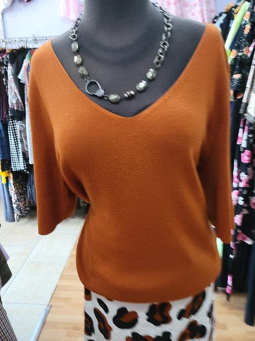 Talbots Elbow-length Sleeve Sweater sz XL