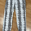 Thumbnail: Snakeskin pattern jeans 2x