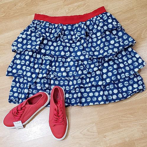 Lane Bryant Ruffle Skirt Size 26/28
