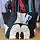Thumbnail: Disney store NWT Mickey & Minnie canvas tote